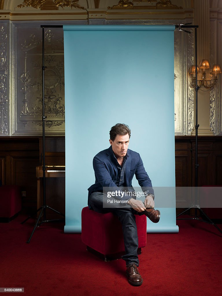 Rob Brydon, Observer UK, April 3, 2016