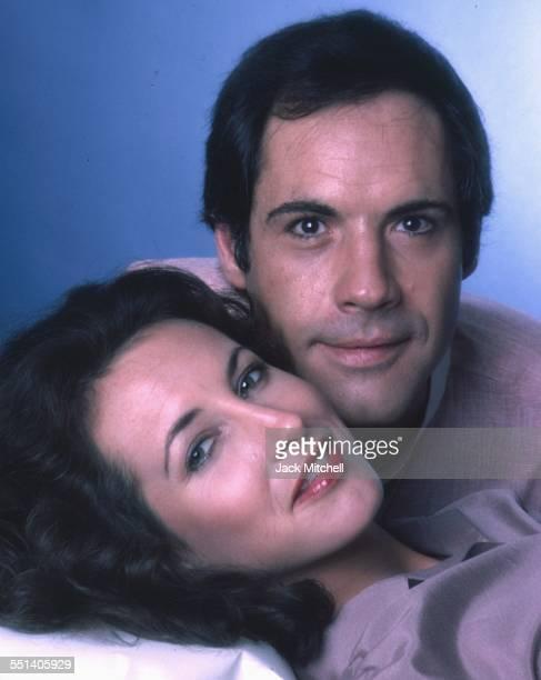 Comedian Robert Klein and mezzo-soprano Brenda Boozer, August 1979.