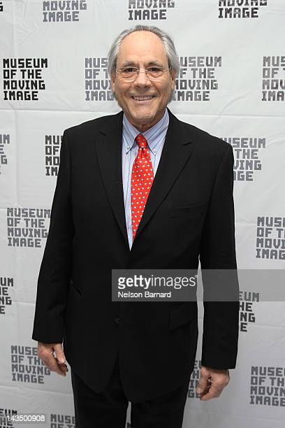 Comedian Robert Klein attends the Panel Discussion: Ernie Kovacs and Edie Adams Retrospective opening night at the Museum of the Moving Image on...