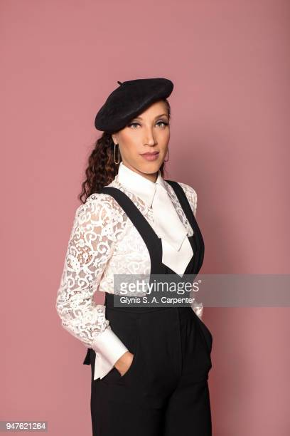 Comedian Robin Thede is photographed for Bust Magazine on November 17 2017 in New York City PUBLISHED IMAGE