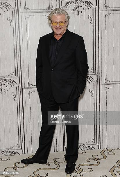 Comedian Ron White attends AOL Build to announce his run for Presidency at AOL Studios on November 11 2015 in New York City