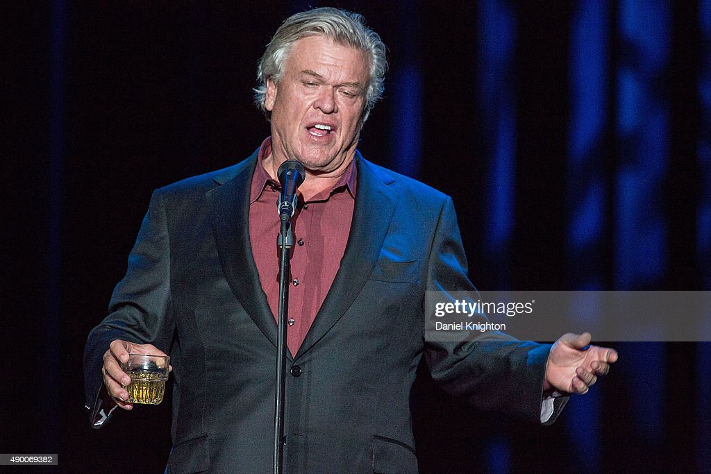 Comedian Ron White performs on stage at Pechanga Casino on September 25, 2015 in Temecula, California.