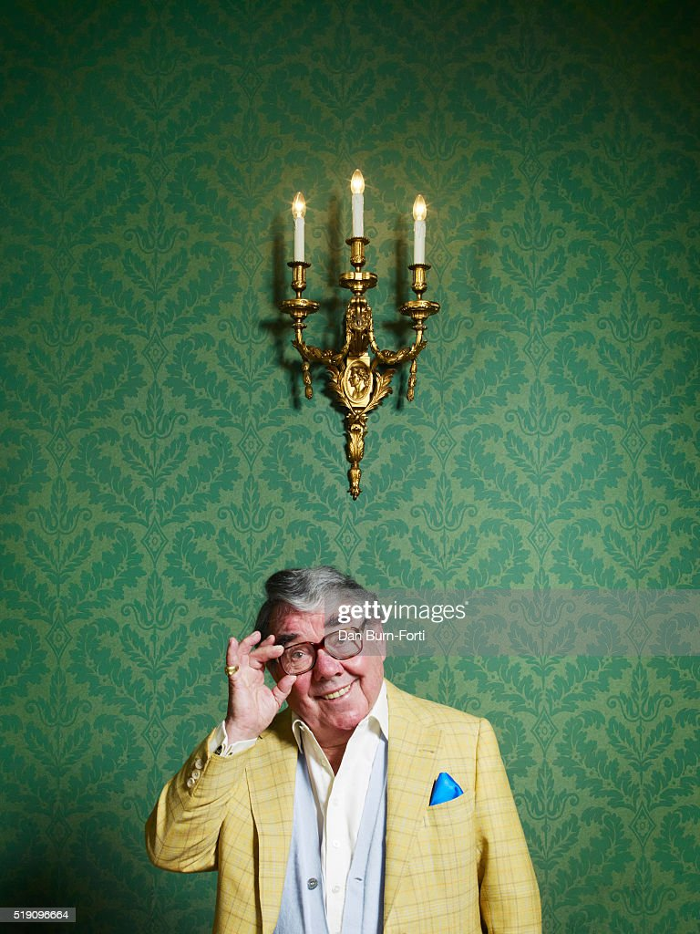 Ronnie Corbett, Portrait shoot, July 7, 2010