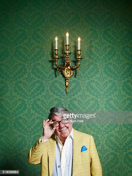 Comedian Ronnie Corbett is photographed on July 7, 2010 in London, England.