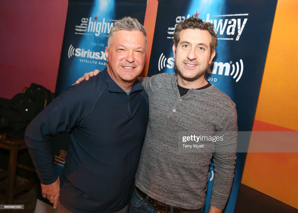 SiriusXM's The Music Row Happy Hour Live On The Highway : News Photo