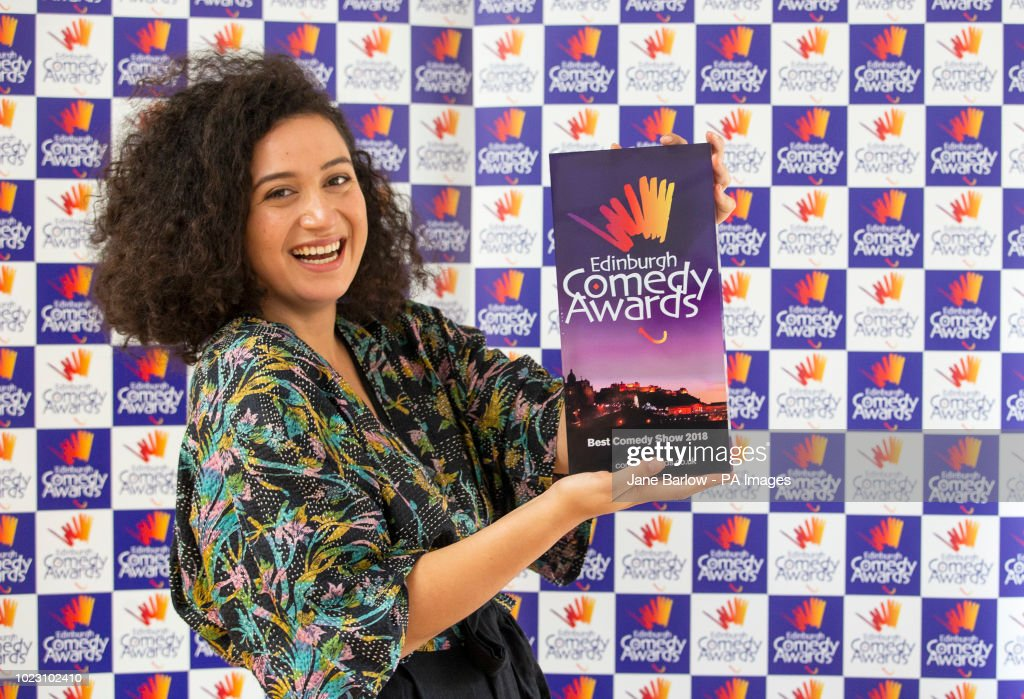 2018 Edinburgh Comedy Award : Nieuwsfoto's