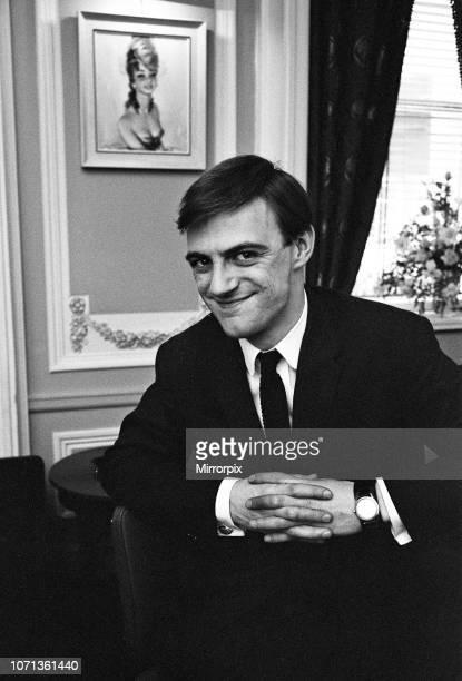 Comedian Roy Hudd 5th April 1965