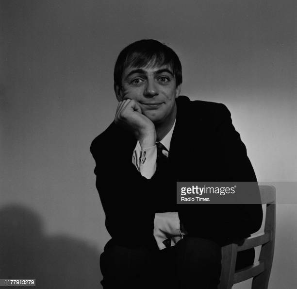 Comedian Roy Hudd for the BBC television series 'The Illustrated Weekly Hudd' 1966