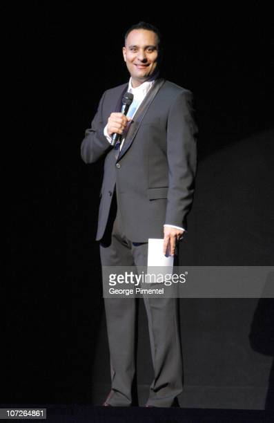 """Comedian Russell Peters Hosts The 6th Annual """"It's Always Something"""" Variety Show in Support of the Gilda's Club at the Elgin Theatre on November 26,..."""