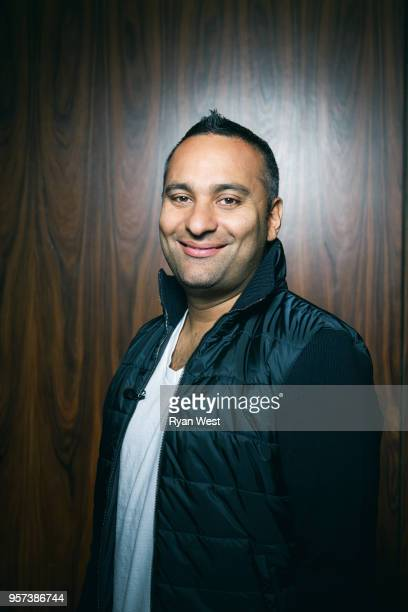 Comedian Russell Peters is photographed for City TV in September 2011 in Vancouver British Columbia PUBLISHED IMAGE
