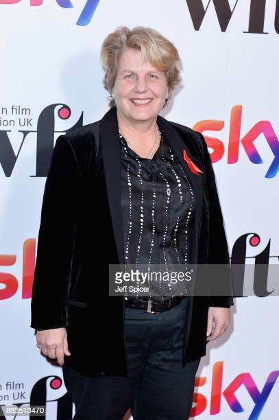 Comedian Sandi Toksvig attends the 'Sky Women In Film and TV Awards' held at London Hilton on December 1 2017 in London England