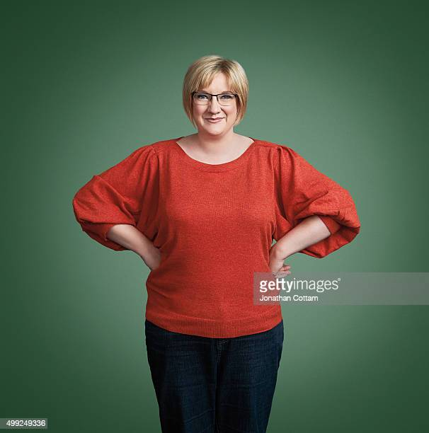 Comedian Sarah Millican is photographed on December 5 2014 in London England