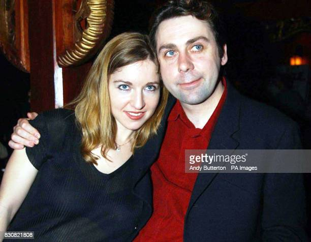 Comedian Sean Hughes at the Esquire Eligible Women Awards Party Opium central London