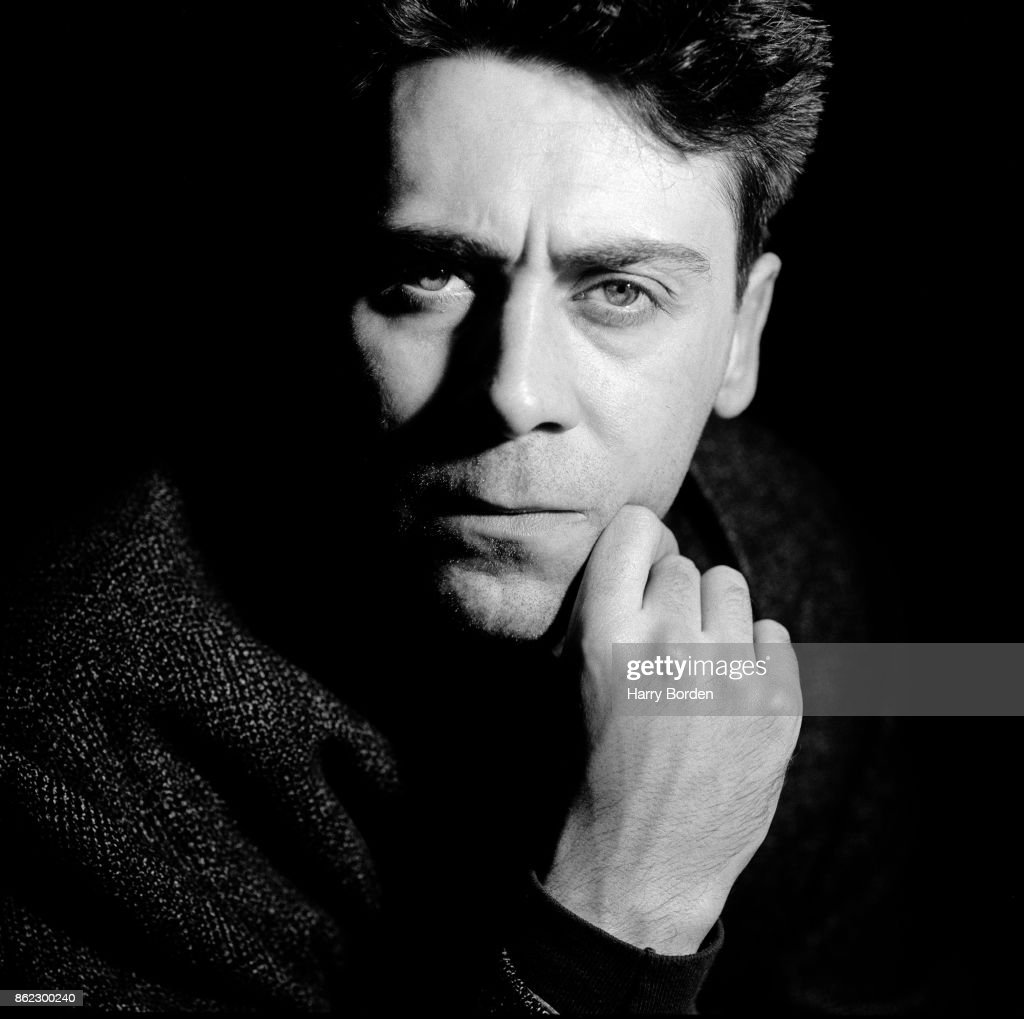 Comedian Sean Hughes is photographed on February 23, 1994 in London, England.