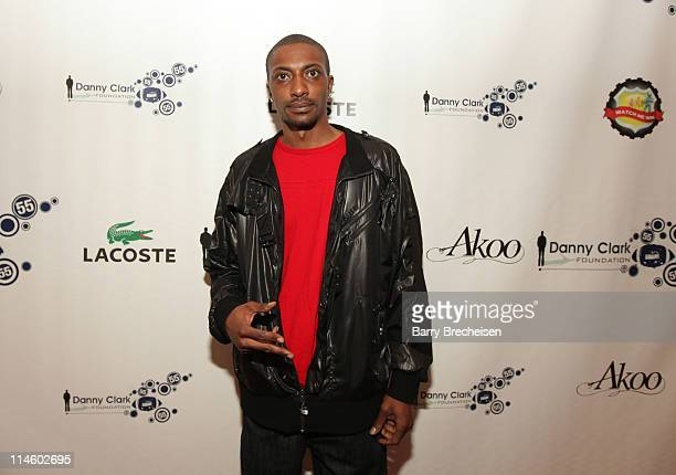 Comedian Shawn Morgan attends the Danny Clark Foundation 2nd Annual Laughs for Lives charity comedy event at Harold Washington Cultural Center on May...