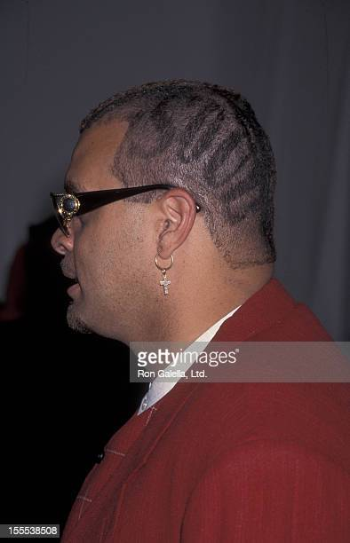 Comedian Sinbad attends 10th Annual Soul Train Music Awards on March 29 1996 at the Shrine Auditorium in Los Angeles California