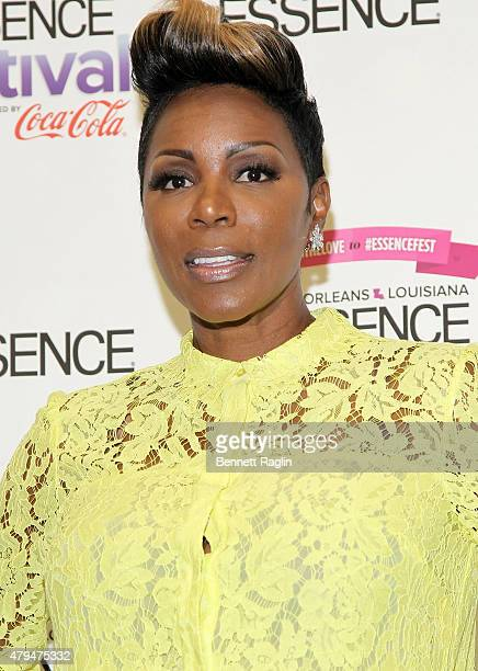 Comedian Sommore attends the 2015 Essence Music Festival Seminars Day 3 on July 4 2015 in New Orleans Louisiana