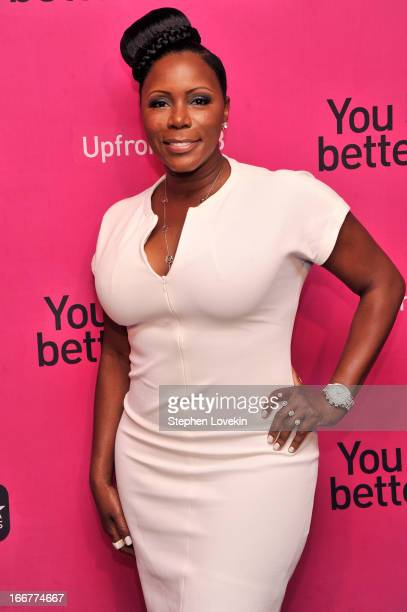 Comedian Sommore attends the BET Networks 2013 New York Upfront on April 16 2013 in New York City