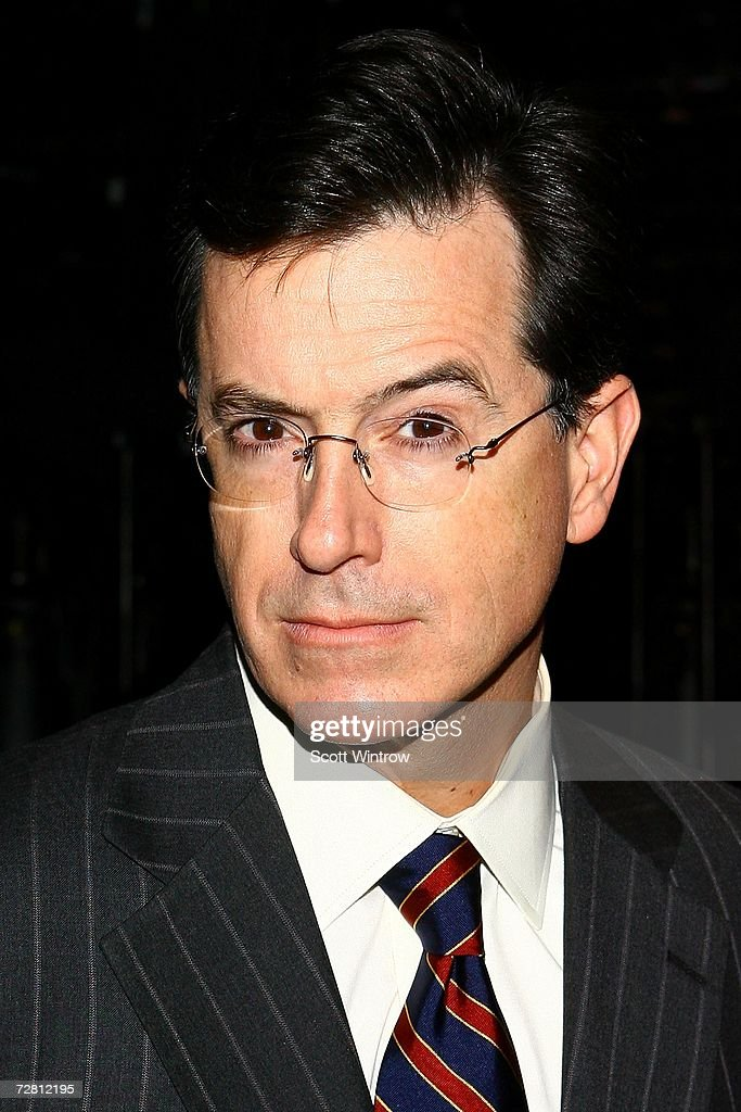 An Evening With The Colbert Report : News Photo