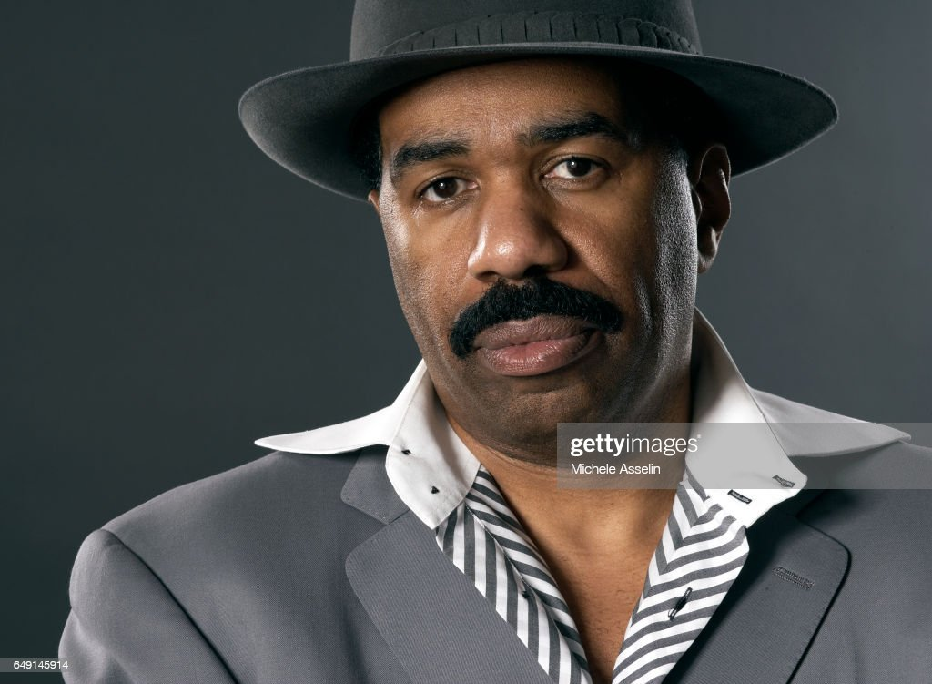 Steve Harvey, Source Magazine, November 3, 2005