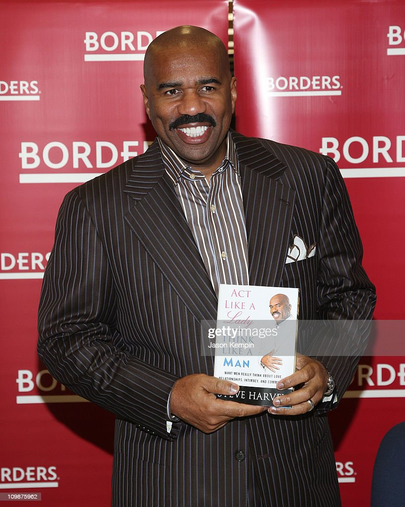Steve harvey new book