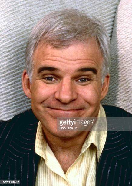 Comedian Steve Martin in Beverly Hills California November 7 1986