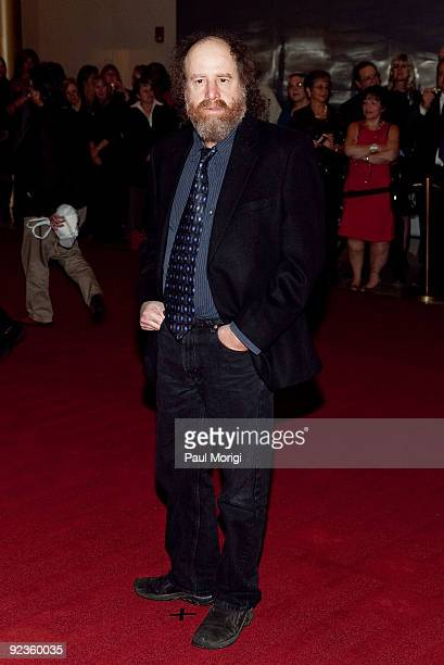 Comedian Steven Wright on the red Carpet at the 12th Annual Mark Twain Prize at the John F Kennedy Center for the Performing Arts on October 26 2009...
