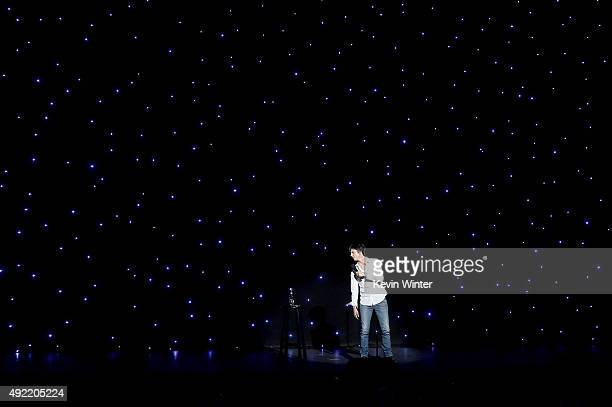 Comedian Tig Notaro performs onstage during the 9th Annual Comedy Celebration presented by the International Myeloma Foundation at The Wilshire Ebell...