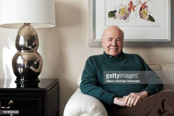 Comedian Tim Conway is photographed for Wall Street Journal on October 25 2013 in New York City