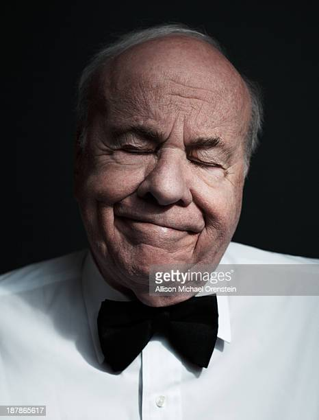 Comedian Tim Conway is photographed for Wall Street Journal on October 25, 2013 in New York City.