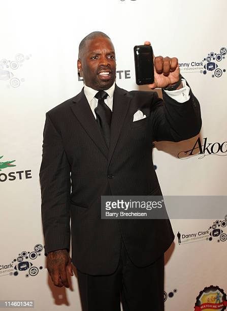 Comedian TK Kirkland attends the Danny Clark Foundation 2nd Annual Laughs for Lives charity comedy event at Harold Washington Cultural Center on May...