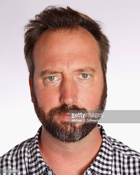 7c44d4c0a168d Comedian Tom Green poses afte his performance at The Ice House Comedy Club  on August 23