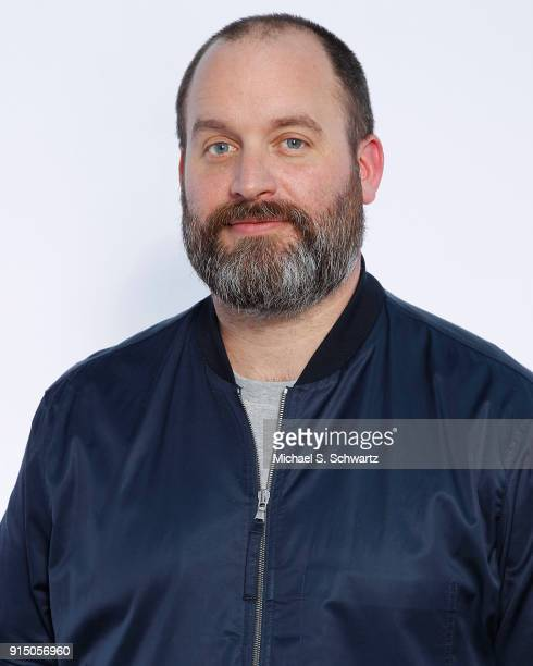 Comedian Tom Segura poses during his appearance at The Ice House Comedy Club on February 3 2018 in Pasadena California