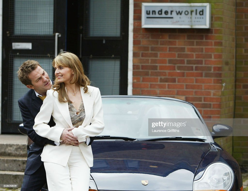 UK: Bradley Walsh And Debra Stephenson Join Coronation Street : News Photo
