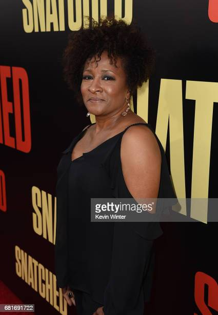 Comedian Wanda Sykes attends the premiere of 20th Century Fox's 'Snatched' at Regency Village Theatre on May 10 2017 in Westwood California