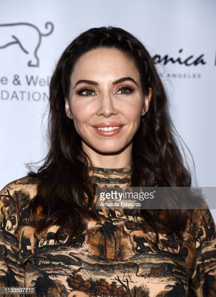 Comedian Whitney Cummings attends The Animal Hope Wellness Foundation's 2nd Annual Compassion Gala at Playa Studios on March 03 2019 in Culver City...