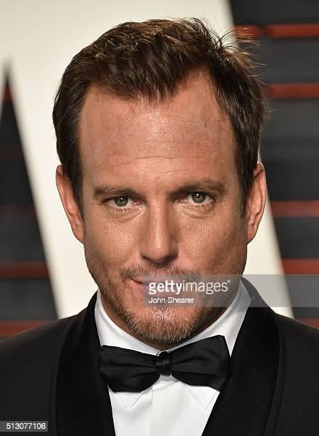 Comedian Will Arnett arrives at the 2016 Vanity Fair Oscar Party Hosted By Graydon Carter at Wallis Annenberg Center for the Performing Arts on...