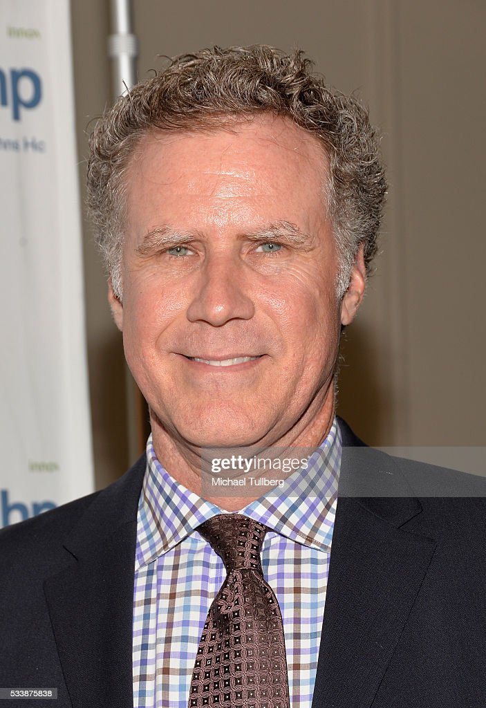 Comedian Will Ferrell attends Jhpiego's 'Laughter Is The Best Medicine' event at the Beverly Wilshire Four Seasons Hotel on May 23, 2016 in Beverly Hills, California.