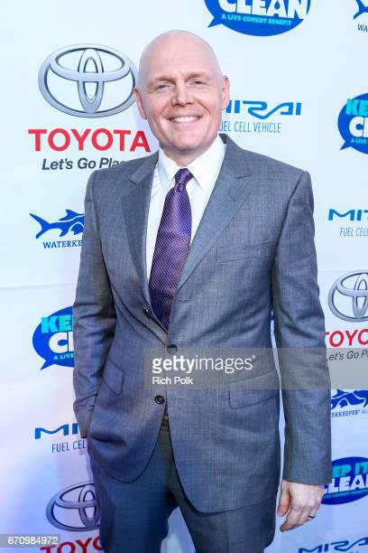 Comedian/actor Bill Burr arrives at 'Keep It Clean' To Benefit Waterkeeper Alliance at Avalon on April 20 2017 in Hollywood California