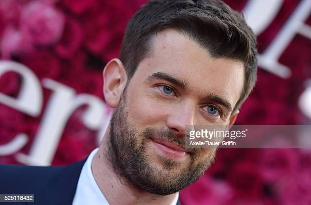 Comedian/actor Jack Whitehall arrives at the Open Roads World Premiere Of 'Mother's Day' at TCL Chinese Theatre IMAX on April 13 2016 in Hollywood...
