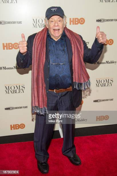 "Comedian/Actor Jerry Stiller attends the special screening of ""Whoopi Goldberg Presents Moms Mabley"" at The Apollo Theater on November 7, 2013 in New..."