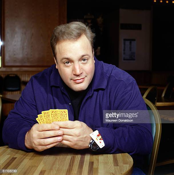 Comedian/Actor Kevin James Star Of The Hit Comedy Show The King Of Queens