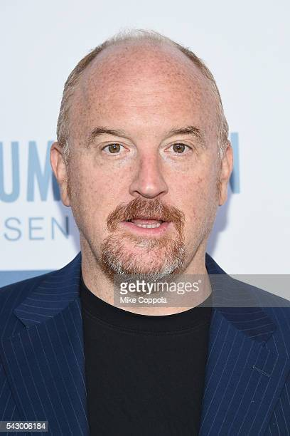 Comedian/actor Louis CK attends 'The Secret Life Of Pets' New York Premiere at David H Koch Theater at Lincoln Center on June 25 2016 in New York City