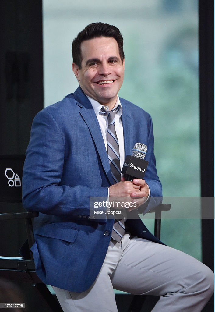 AOL BUILD Speaker Series: In Conversation With Mario Cantone
