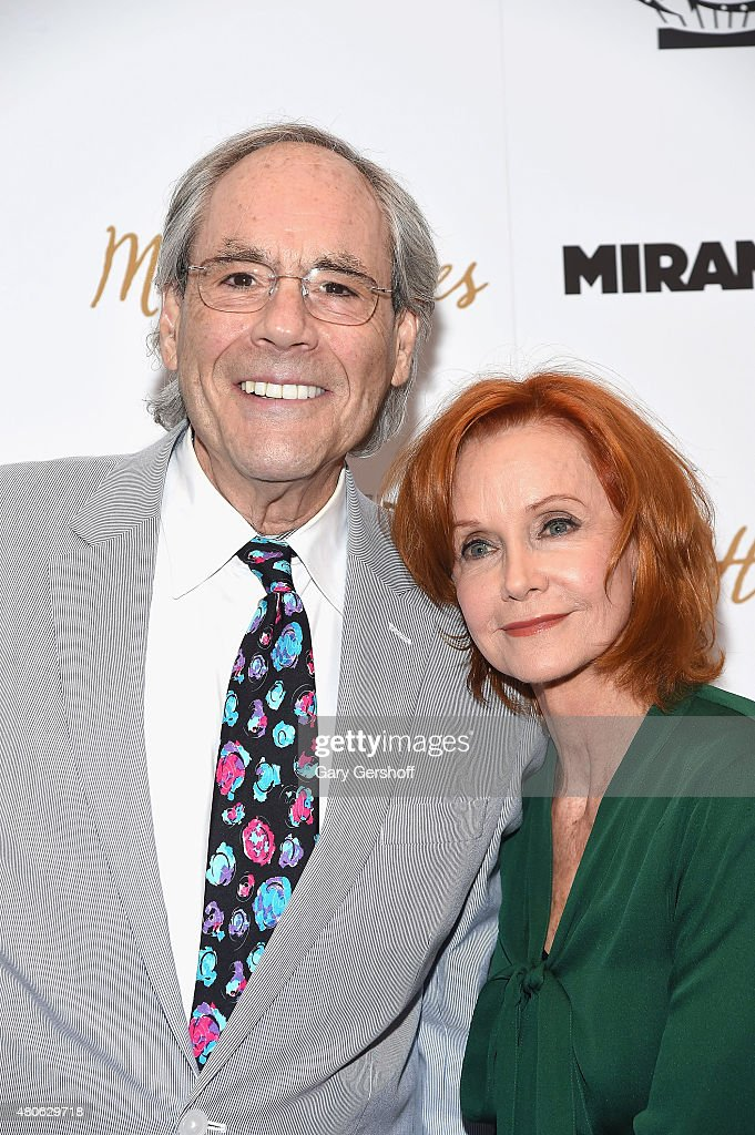 Comedian/actor Robert Klein and actress Swoosie Kurtz Fuchs attend the 'Mr. Holmes' New York Premiere at the Museum of Modern Art on July 13, 2015 in New York City.