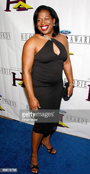 Comedian/actress Adele Givens arrives at the seventh annual Hoodie Awards at the Mandalay Bay Events Center August 15 2009 in Las Vegas Nevada