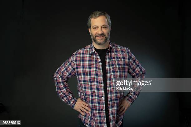 Comedian/director Judd Apatow is photographed for Los Angeles Times on May 7 2018 in Los Angeles California PUBLISHED IMAGE CREDIT MUST READ Kirk...