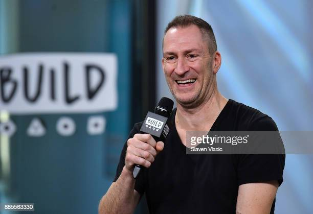 Comedian/game show host Ben Bailey visits Build to discuss Cash Cab at Build Studio on December 4 2017 in New York City