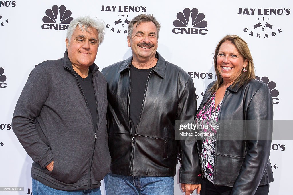 "Premiere Of CNBC's ""Jay Leno's Garage"" Season 2 - Arrivals"