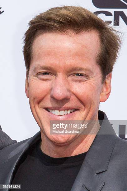 Comedian/Host Jeff Dunham attends the premiere of CNBC's 'Jay Leno's Garage' Season 2 at the Universal Studios Backlot on June 09 2016 in Universal...